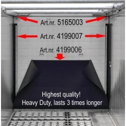 Telo Fascia laterale paratia mobile, dim. 2.500x160 mm.