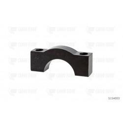 Piastra di serraggio per asta del pistone ø59 mm. CF100 / CF150
