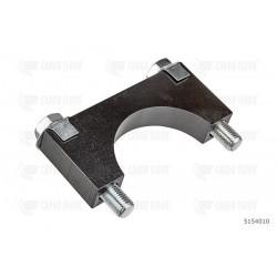 Piastra di serraggio per cilindro (ø94mm) completa
