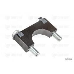Piastra di serraggio per bussola cilindro (ø74mm) completa
