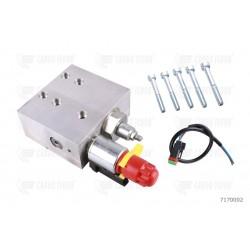 Valvola di sicurezza di circolazione CF300 combi (24V)